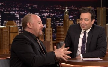 Louis CK on Fallon