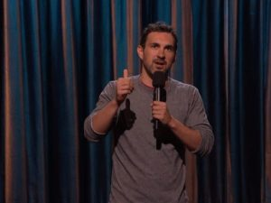Mark Normand Conan 2016