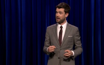 Jack Whitehall on Fallon