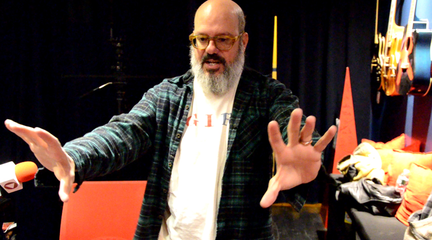 Nightmare Gig: David Cross has a run in with a local at a venue