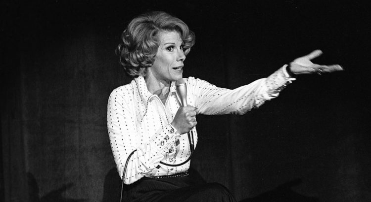 Game Changers of Comedy: Joan Rivers