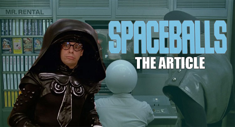 "24 lesser known facts about ""Spaceballs"""