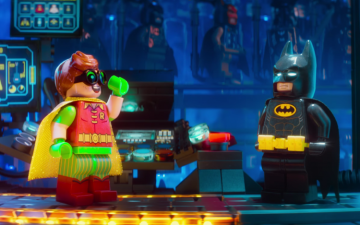 LEGO Batman Comic Con trailer