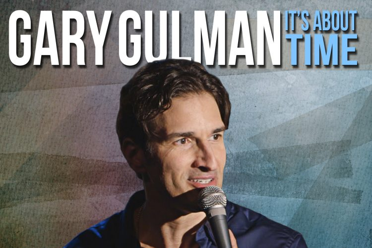 "Listen to an exclusive clip from Gary Gulman's upcoming album, ""It's About Time"""
