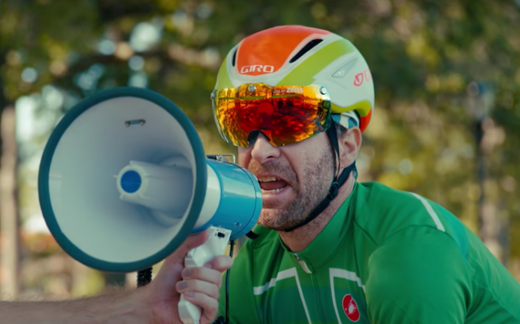 Jon Glaser loves gear, period