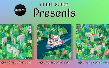 Adult Swim NYCC