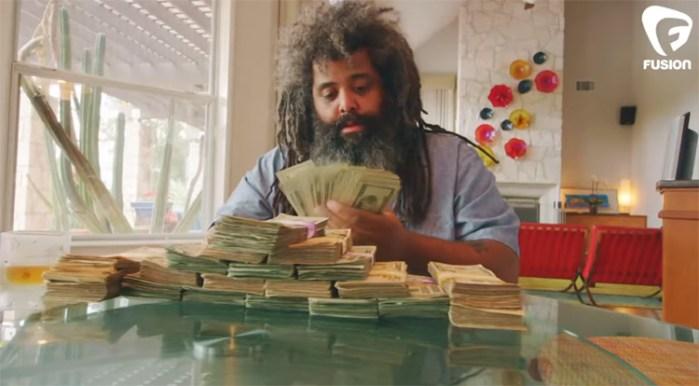 Chris Gets Money