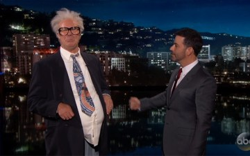 Harry Cary on Kimmel