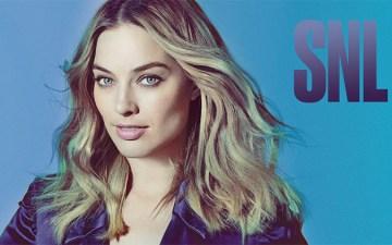 Margot Robbit - SNL