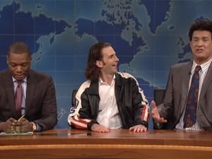 Saturday Night Live - Paul Cannon