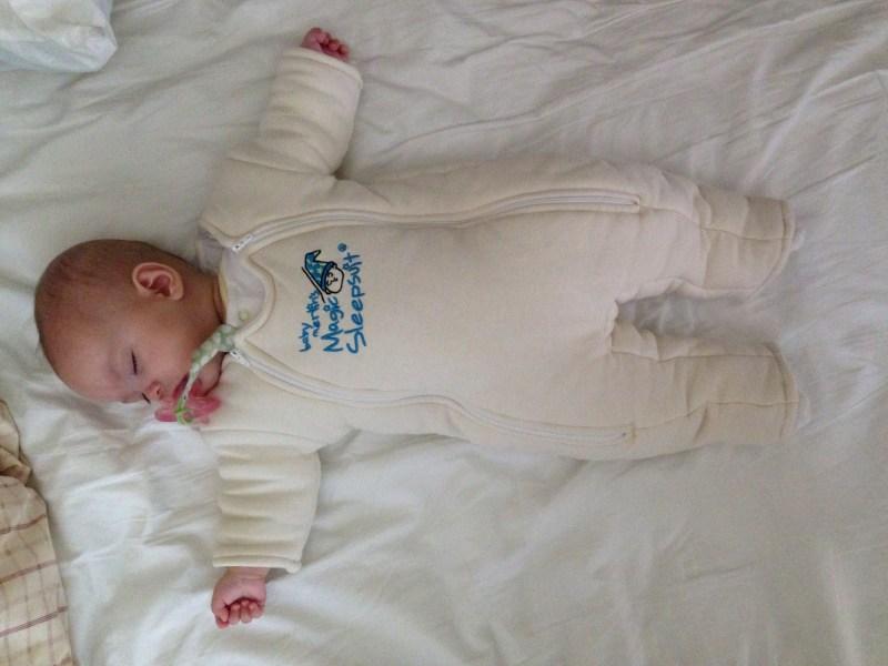 Large Of Baby Merlins Magic Sleepsuit