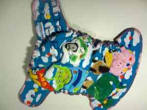 Toy story diaper
