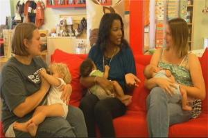 babymaking mama austin newscast breastfeeding