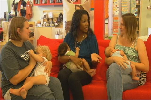 babymaking mama austin newscast breastfeeding