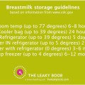 TLB meme breastmilk storage