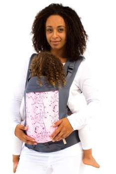 SOLEIL ELLIE BECO BABY CARRIER adjusted