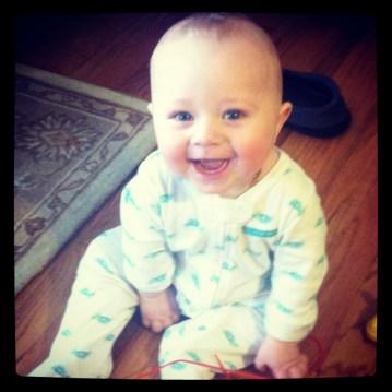 Happiest Echo 8 months