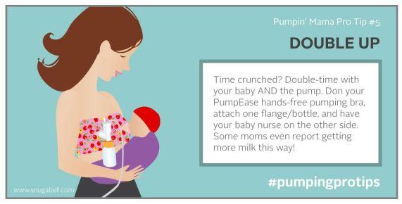 Pumping Pro Tip 5
