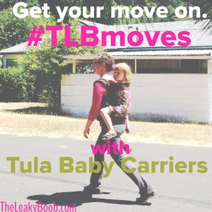 Active family, babywearing, Tula Baby Carriers