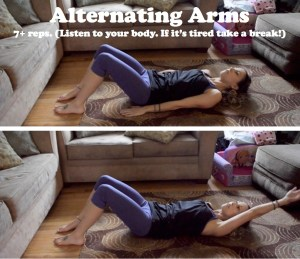 alternating arms image
