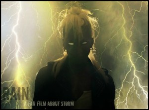 Maya Glick: Rain: a fan film about Storm