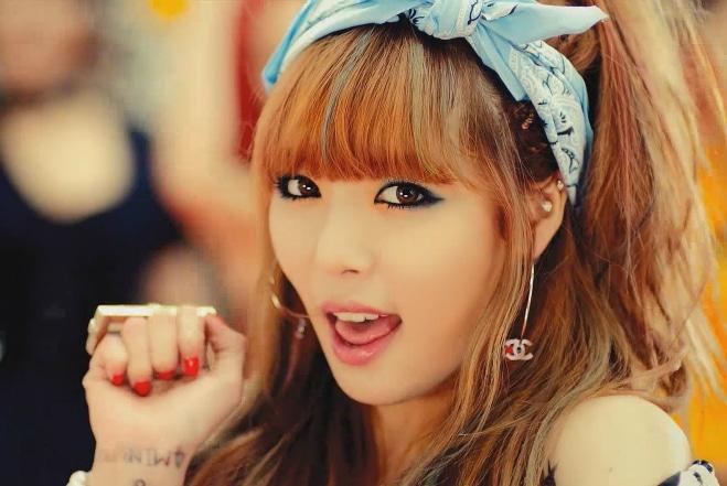 whatever happened to hyuna