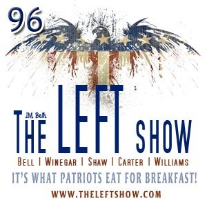 #96 – The LEFT Show – Jackass Pugilist