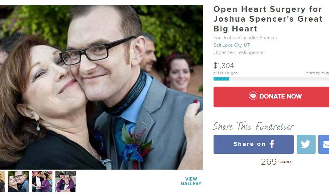 Joshua Spencer's Great Big Heart