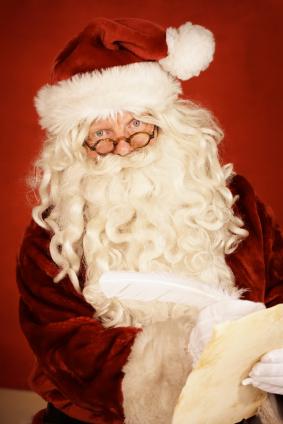 Santa-NiceList