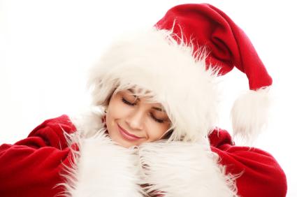 Sleeping-Santa