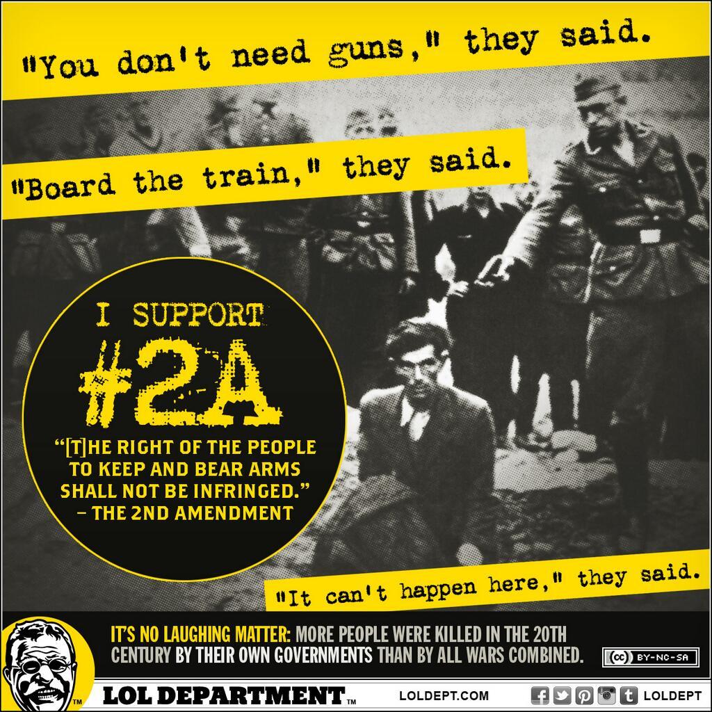 2nd amendment guns collectivism