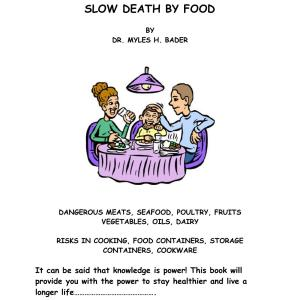 the slow death by food