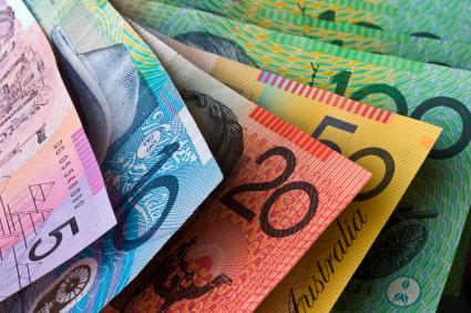 working holiday australia money
