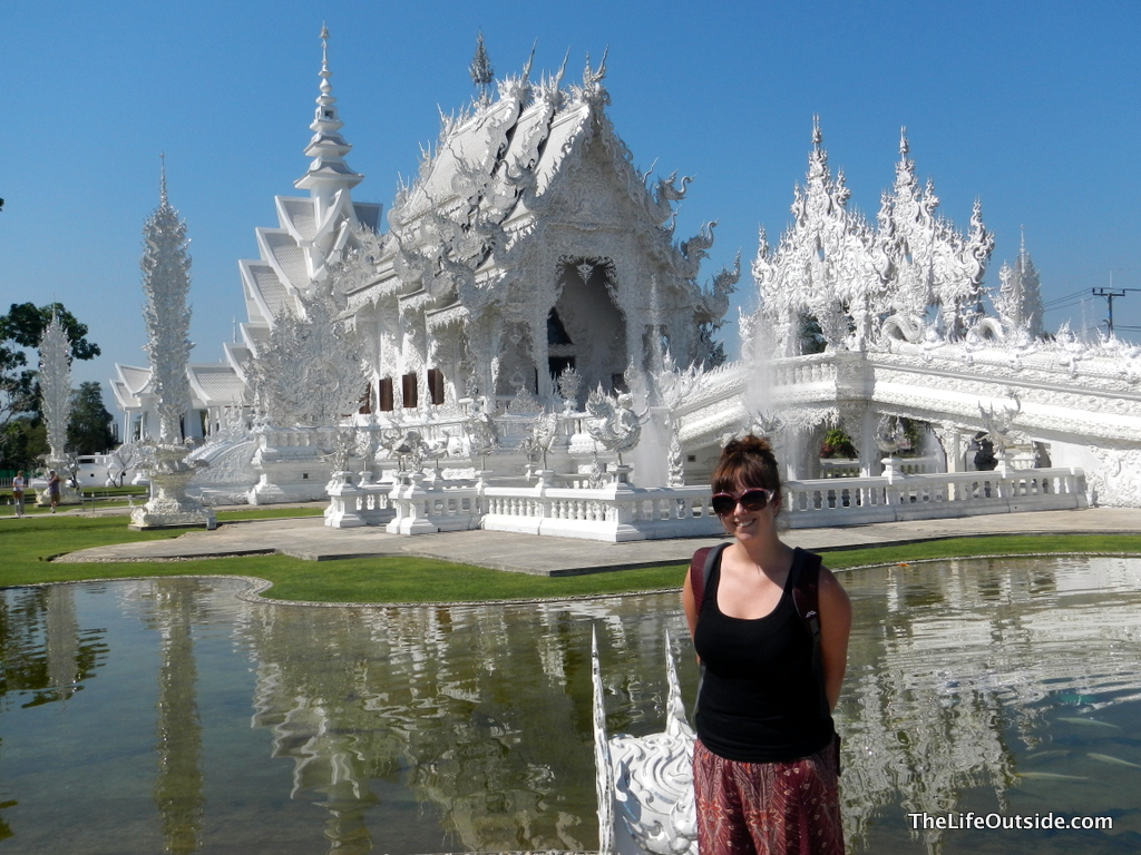 Photo Essay: Wat Rong Khun 'The White Temple'