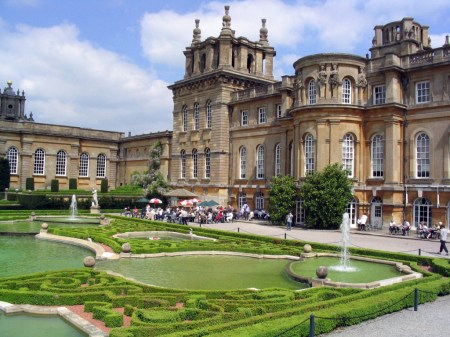 blenheim palace theredlist sites to see in europe