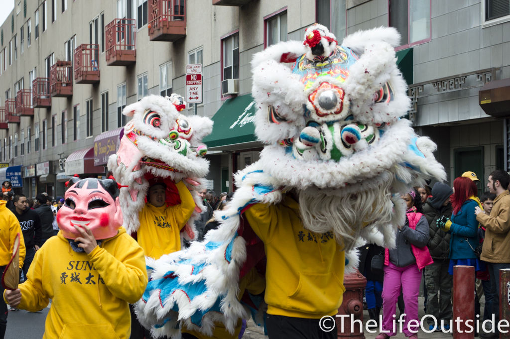 An Explosive Chinese New Year in Philadelphia