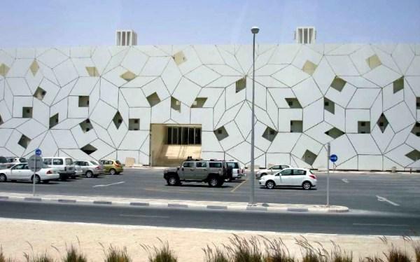 LAS_Building_at_Education_City