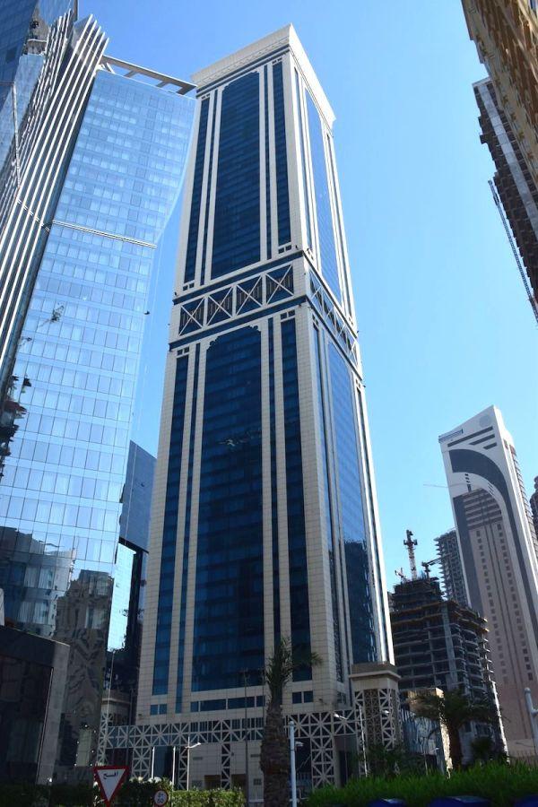 Kempinski residences doha qatar