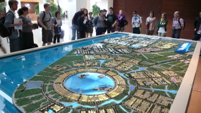 Lingang New City - China changing the world