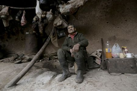 Pedro Luca is a 79 year old Argentinian man who has spent the last 40 years living in a cave