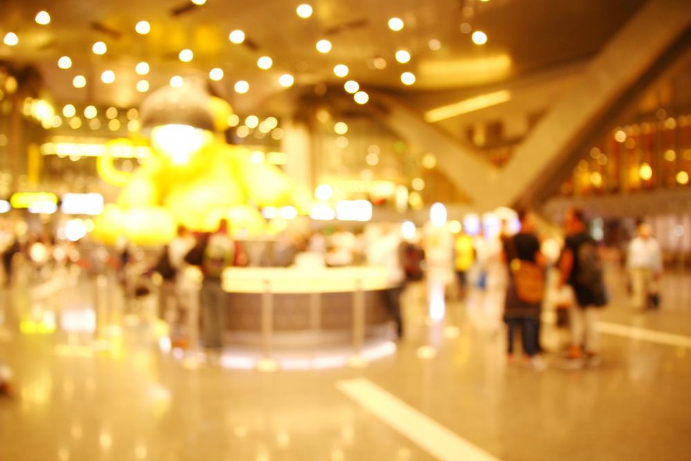 Qatar is becoming a popular shopping tourism destination