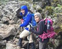 Oola sports founders Haya Al Ghanim and Amina Ahmadi
