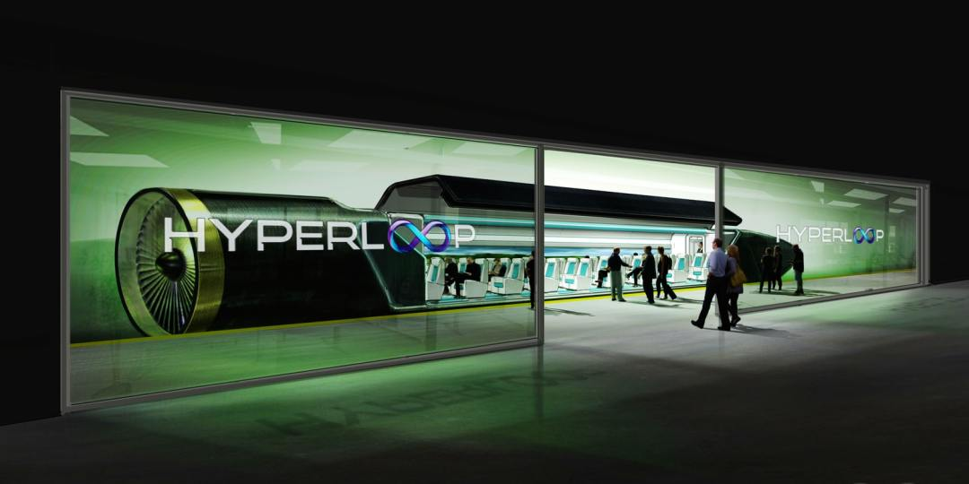 Hyperloop One Inc. will build a hyperloop in Dubai
