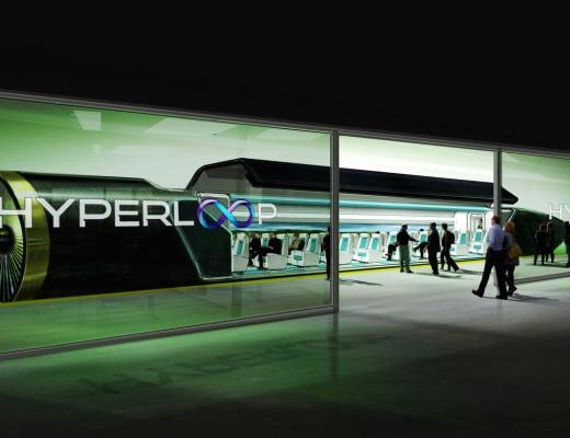 Hyperloop One Inc. will build a hyperloop in Dubai