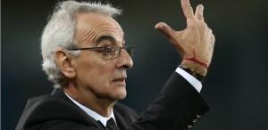 Qatar Coach Jorge Fossati