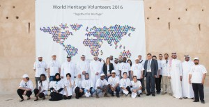unesco-volunteers-for-the-al-zubarah-project