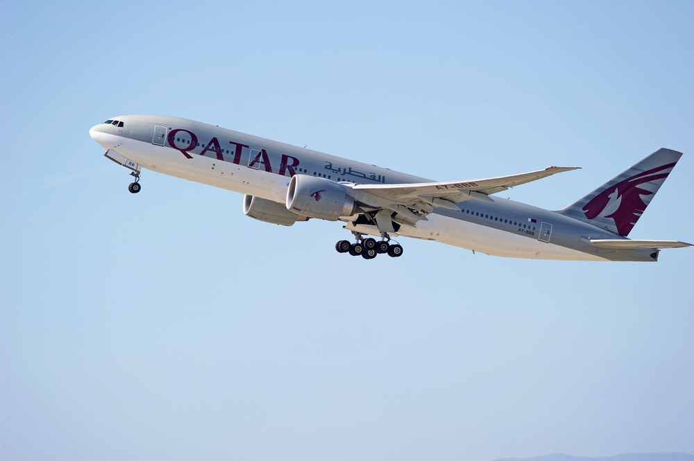 Qatar Airways Marks World's Longest Flight