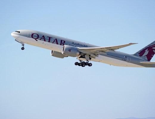 Qatar Airways Marks World's Longest Flight