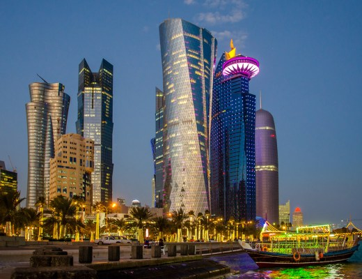 Qatari Foreign Investments Surge