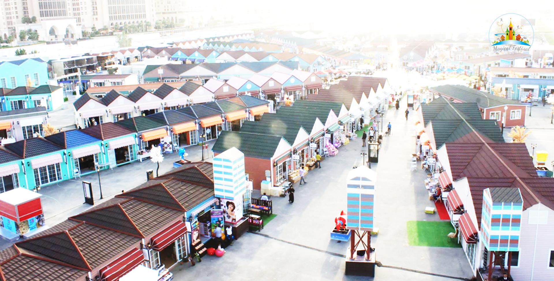 Magical Festival Village Souk